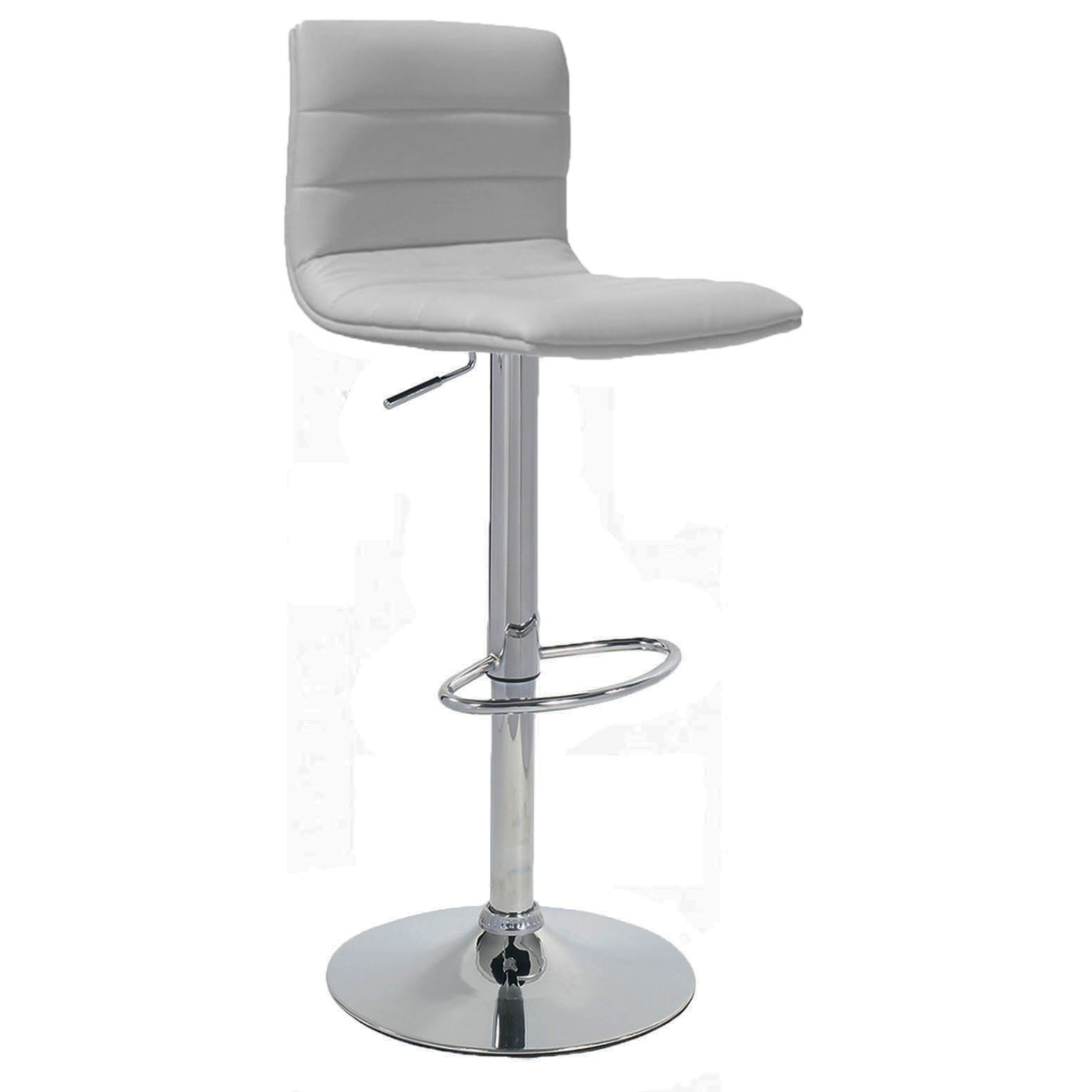 Aldo Bar Stool White Size X 390mm X 390mm