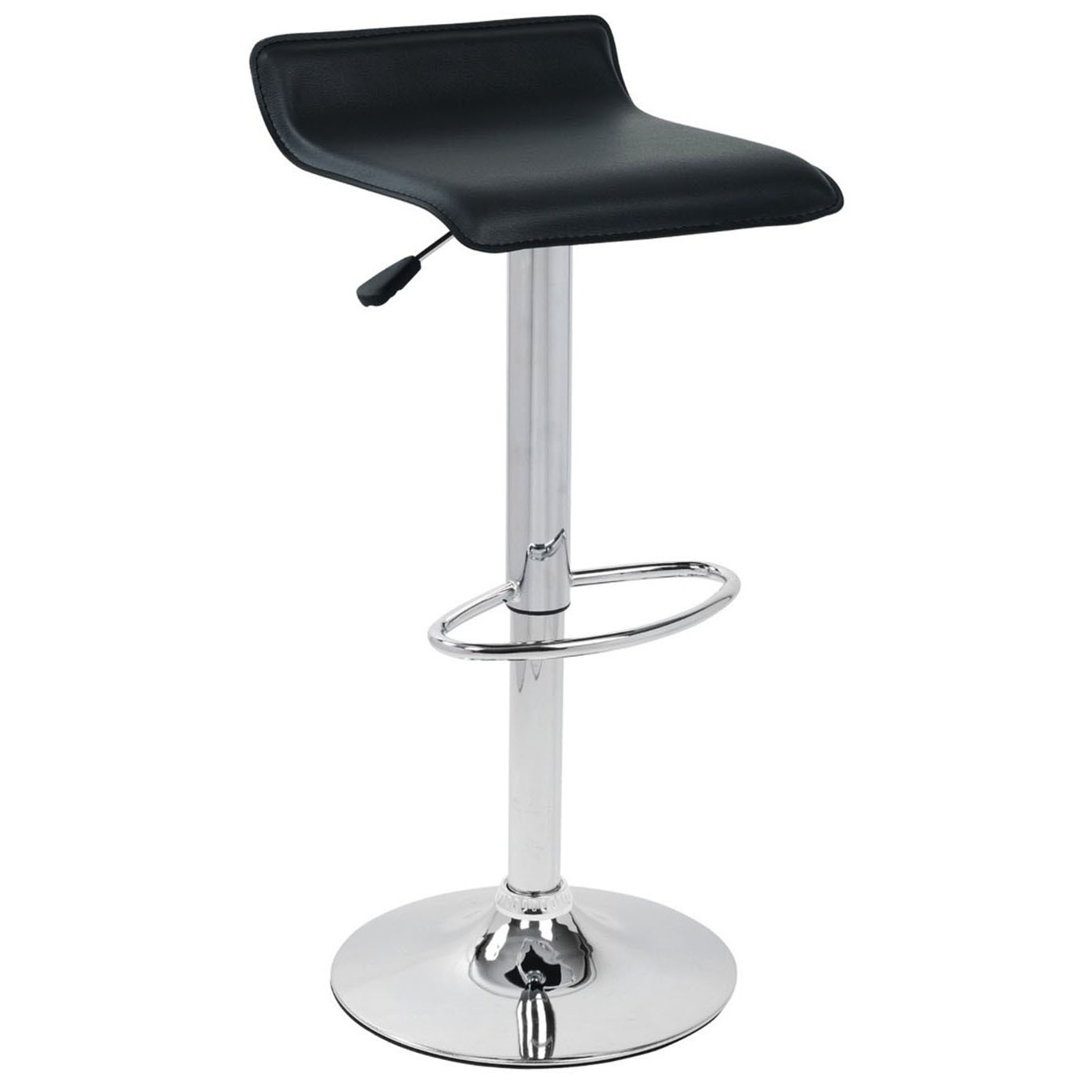 Baceno Bar Stool - Black