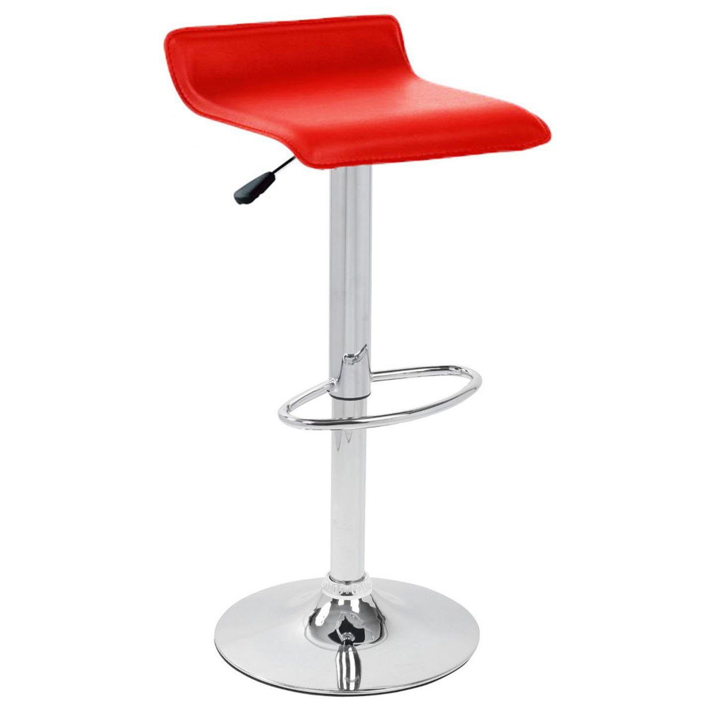 Baceno Bar Stool - Red Product Image