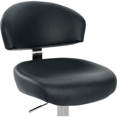 Calipso Bar Stool - Black