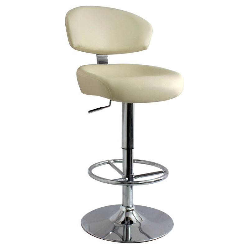 Calipso Bar Stool - Cream