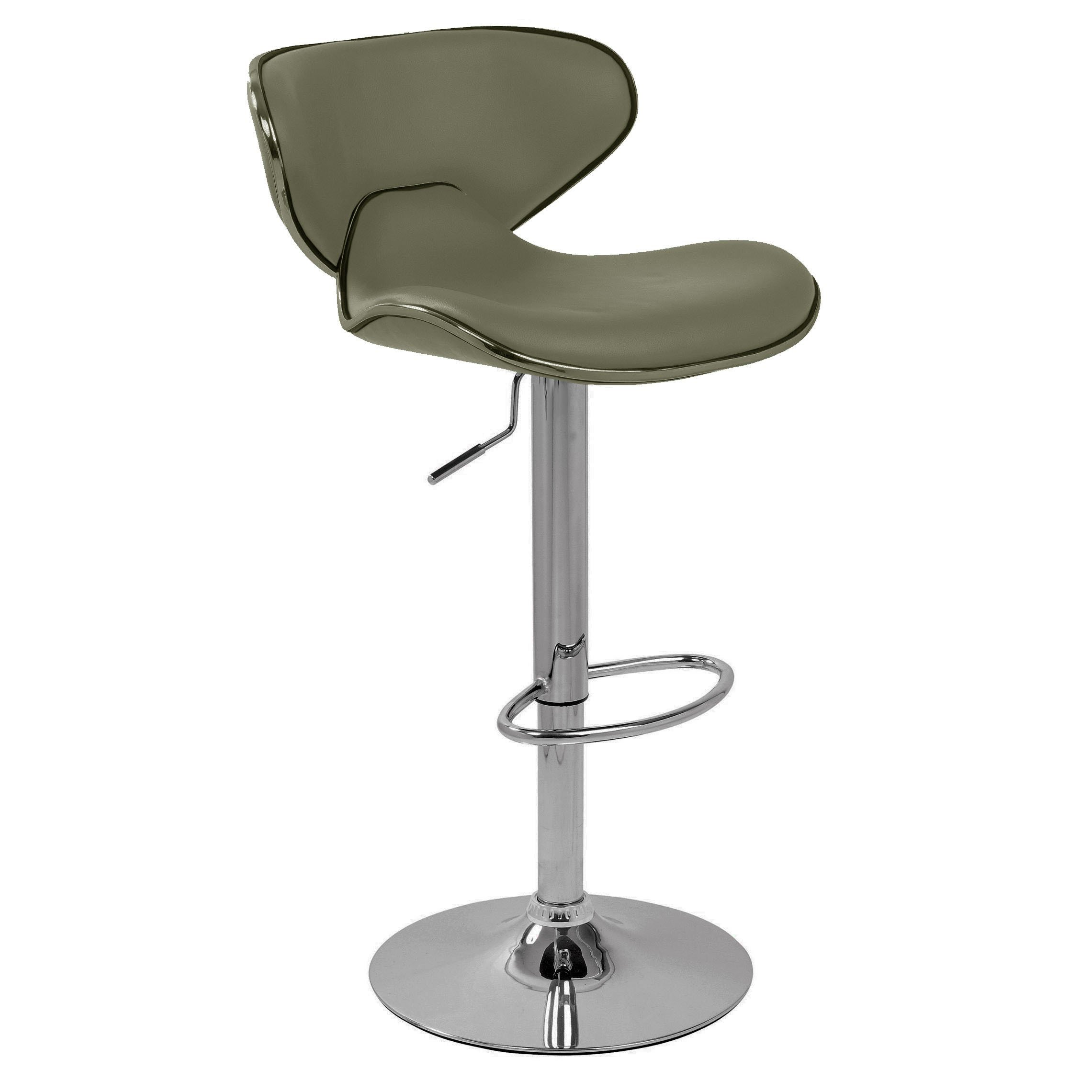 Carcaso Bar Stool - Grey