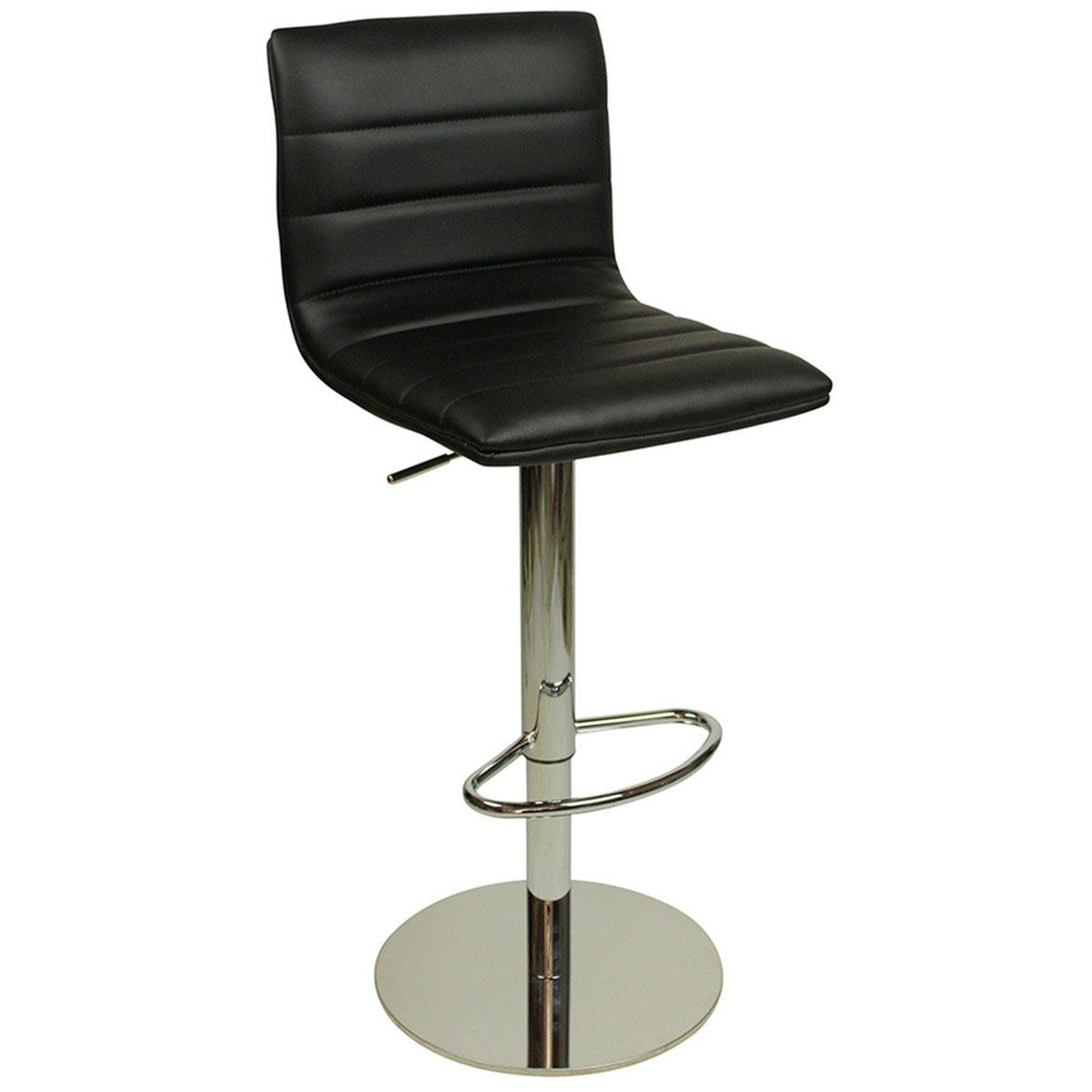 Deluxe Aldo Bar Stool - Black Product Image