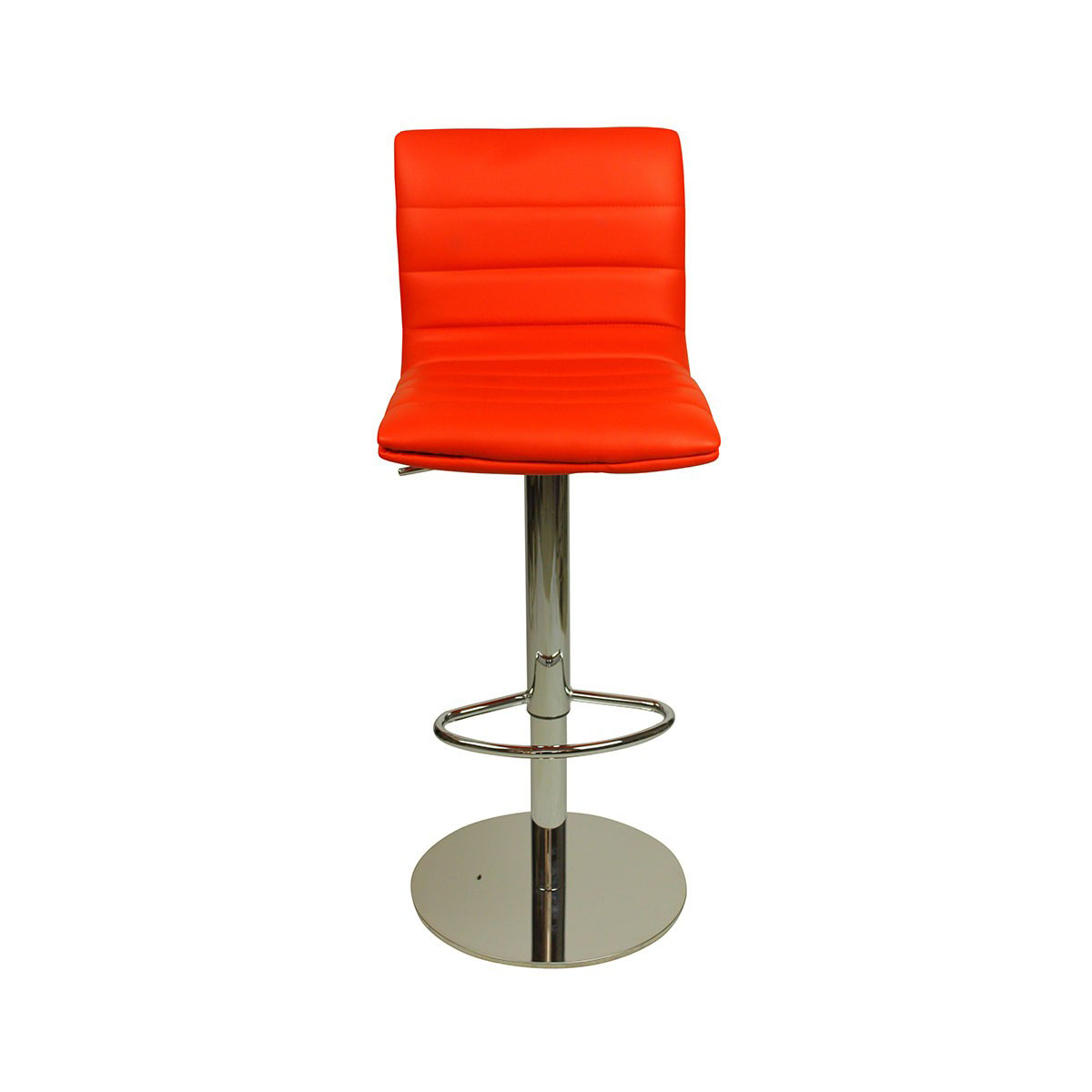 Deluxe Aldo Bar Stool - Red