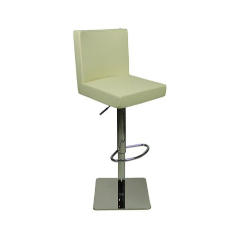 Deluxe Alessa Bar Stool - Cream