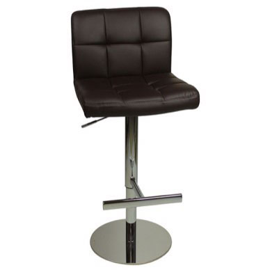 Deluxe Allegro Bar Stool - Brown
