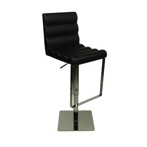 Deluxe Benito Bar Stool - Black