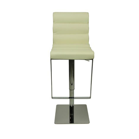 Deluxe Benito Bar Stool - Cream