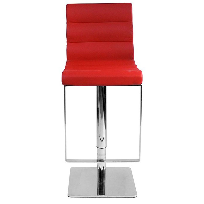 Deluxe Benito Bar Stool - Red