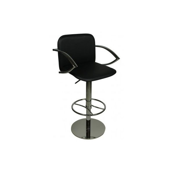 Deluxe Bueno Bar Stool with Arms -… Product Image