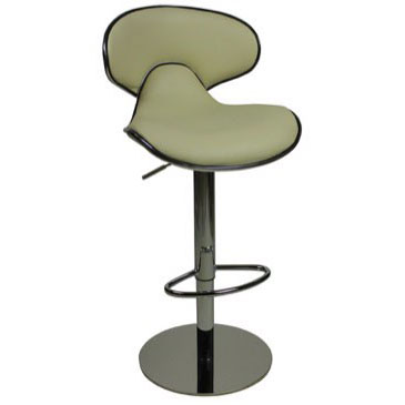 Deluxe Carcaso Bar Stool - Cream