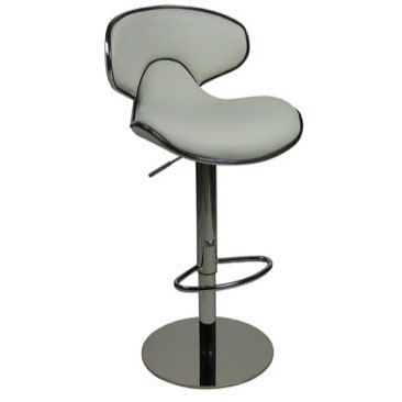 Deluxe Carcaso Bar Stool - White Product Image