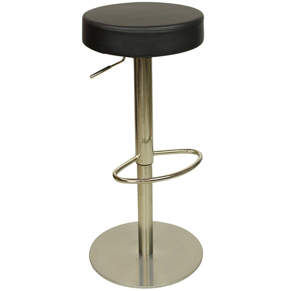 Deluxe Semplice Bar Stool - Black Product Image