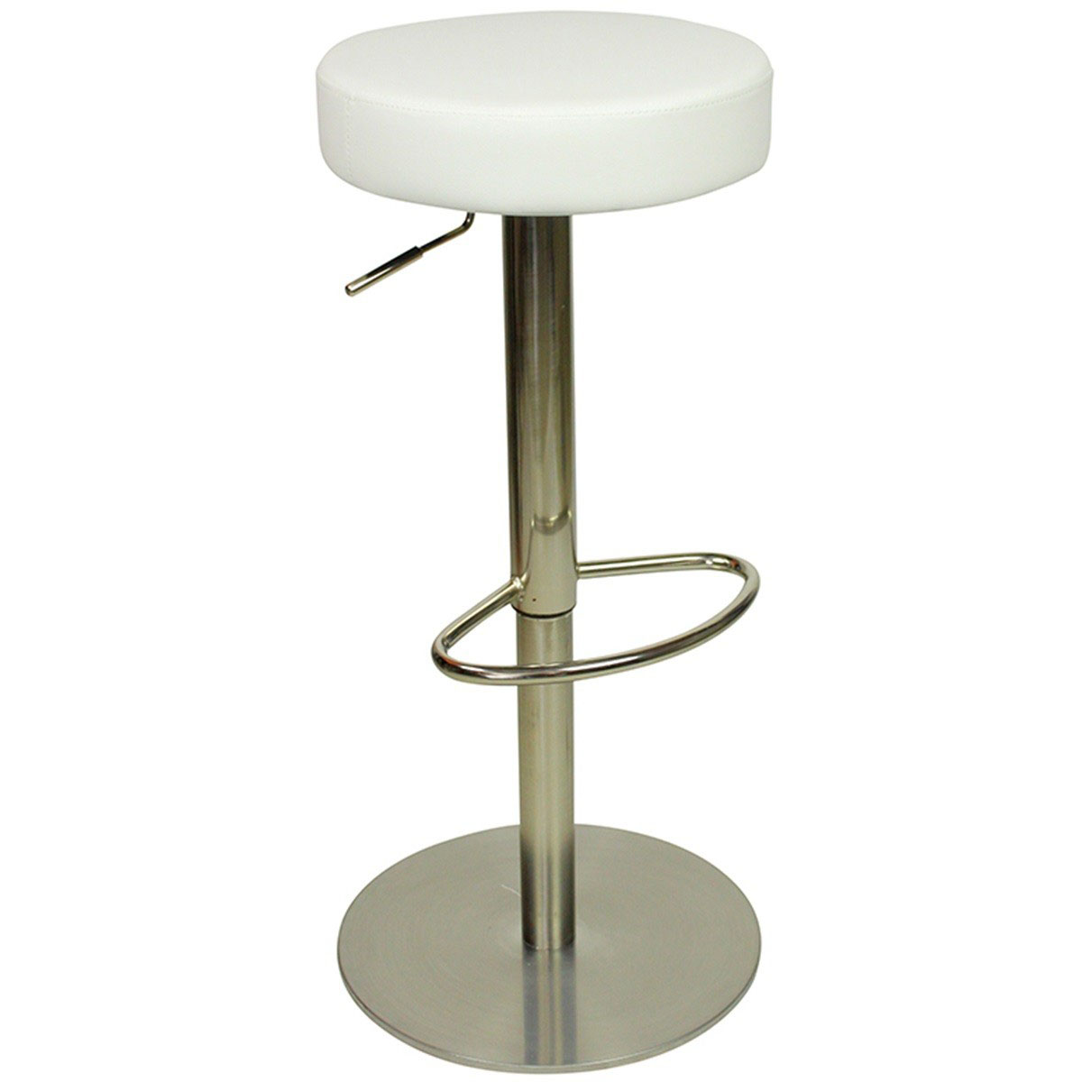 Deluxe Semplice Bar Stool - White Product Image