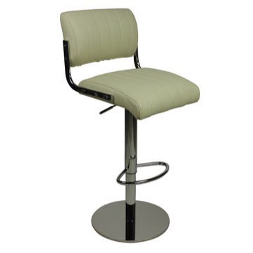 Deluxe Siena Bar Stool - Cream