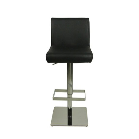 Deluxe Snella Bar Stool - Black