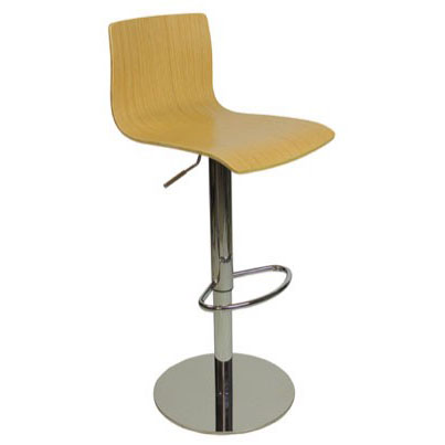 Deluxe Venezia Bar Stool - Oak Product Image
