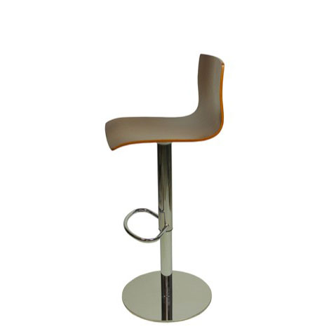 Deluxe Venezia Bar Stool - Walnut