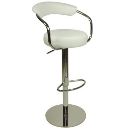 Deluxe Zenith Bar Stool with Arms -… Product Image