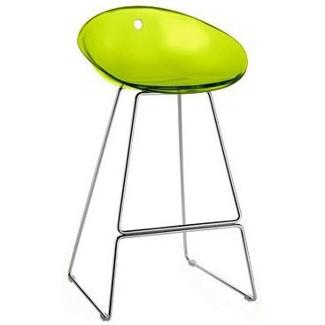 Gliss Bar Stool - Green Product Image