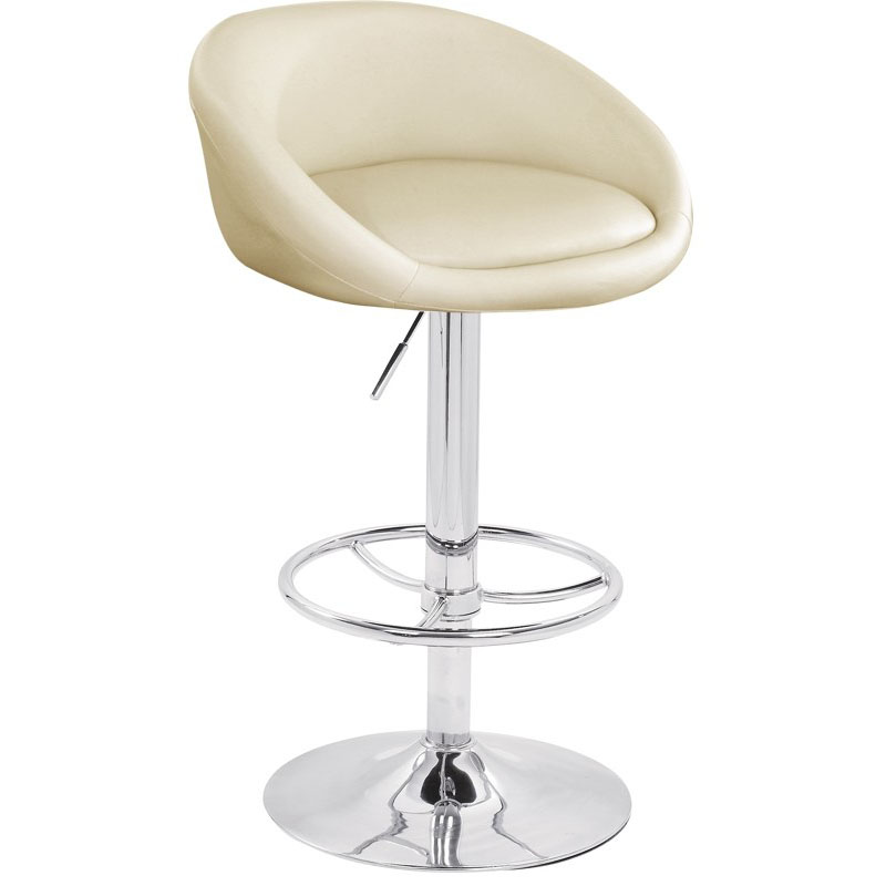 Luca Bar Stool - Cream