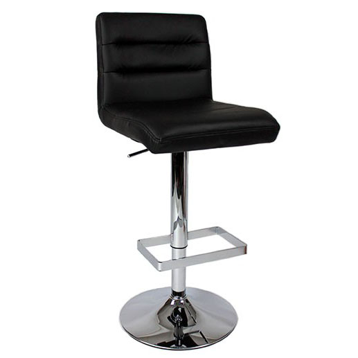 Luscious Bar Stool - Black Product Image