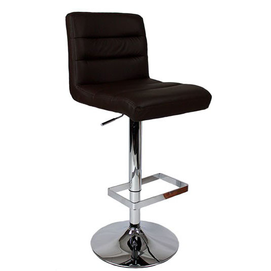Luscious Bar Stool - Brown