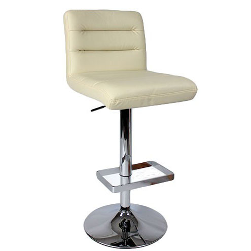 Luscious Bar Stool - Cream