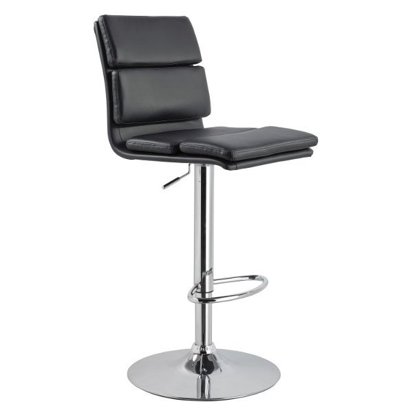 Moderno Bar Stool - Black