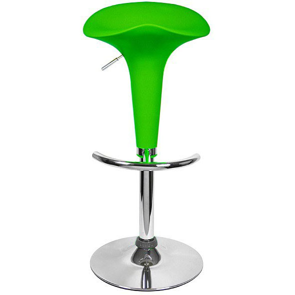 Pod Bar Stool - Green