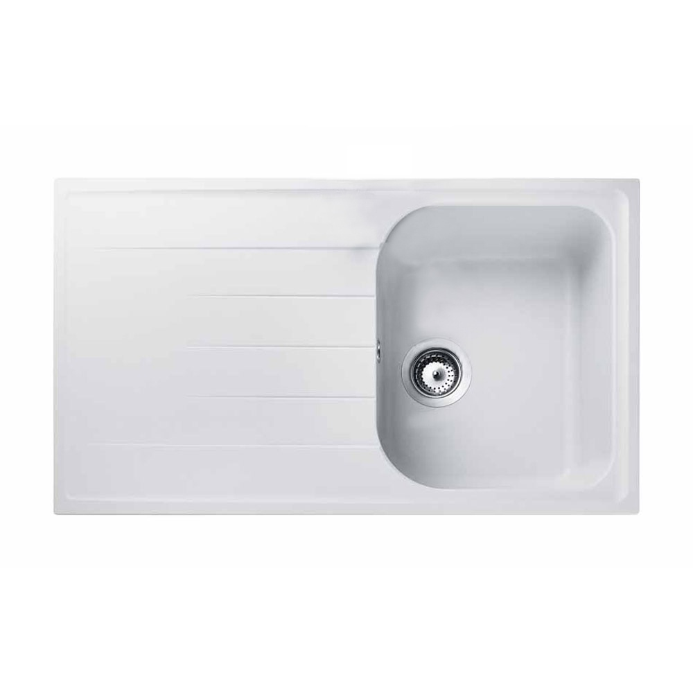 White Kitchen Sinks | White Sinks | Trade Prices