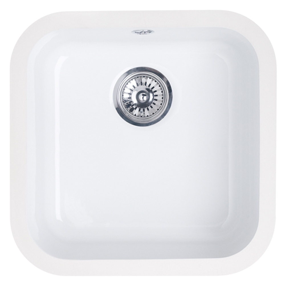 Astracast Lincoln 4040 1.0 Bowl Gloss White… Product Image