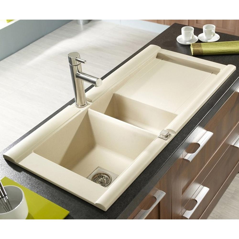 Astracast Kitchen Sinks Astracast geo 15 bowl rok granite kitchen sink sahara beige astracast geo 15 bowl rok granite kitchen sink sahara beige right handed workwithnaturefo