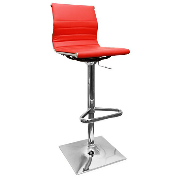Rovigo Bar Stool - Red