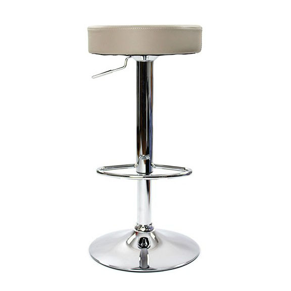 Semplice Bar Stool - Grey