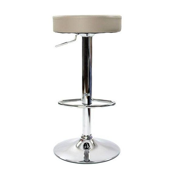 Semplice Bar Stool Grey Size X 380mm X 540mm