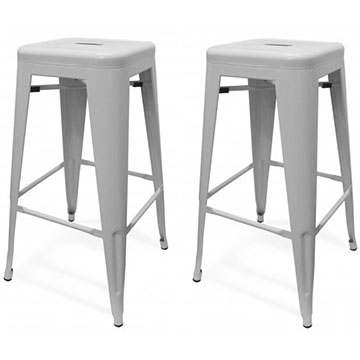 Set of 2 Oslo Bar Stools -… Product Image