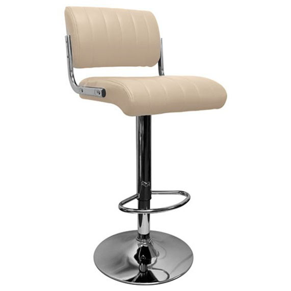 Siena Bar Stool - Cream