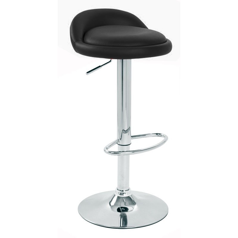 Sofia Bar Stool - Black Product Image