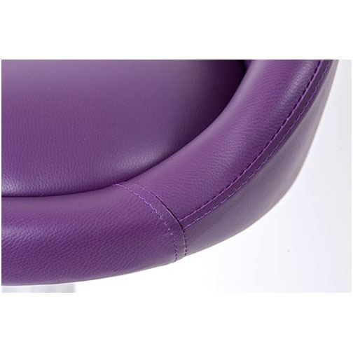 Sofia Bar Stool - Purple