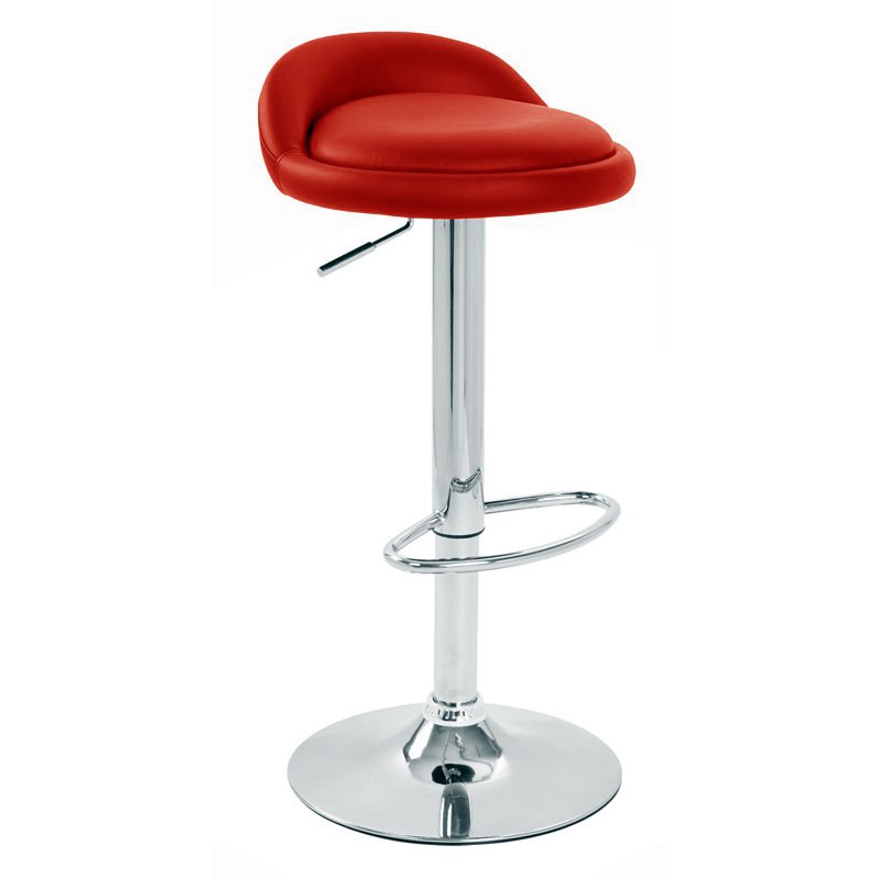 Sofia Bar Stool - Red Product Image