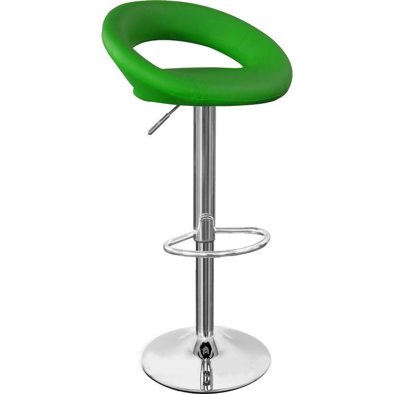 Sorrento Kitchen Bar Stool Green Size X 540mm X 540mm