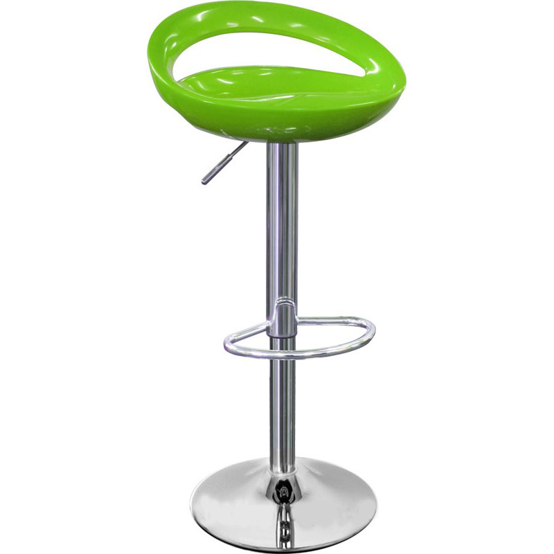 sorrento swivel bar stool green