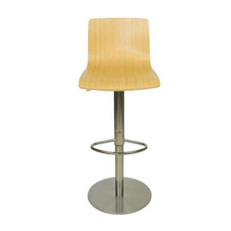 Venezia Bar Stool - Oak