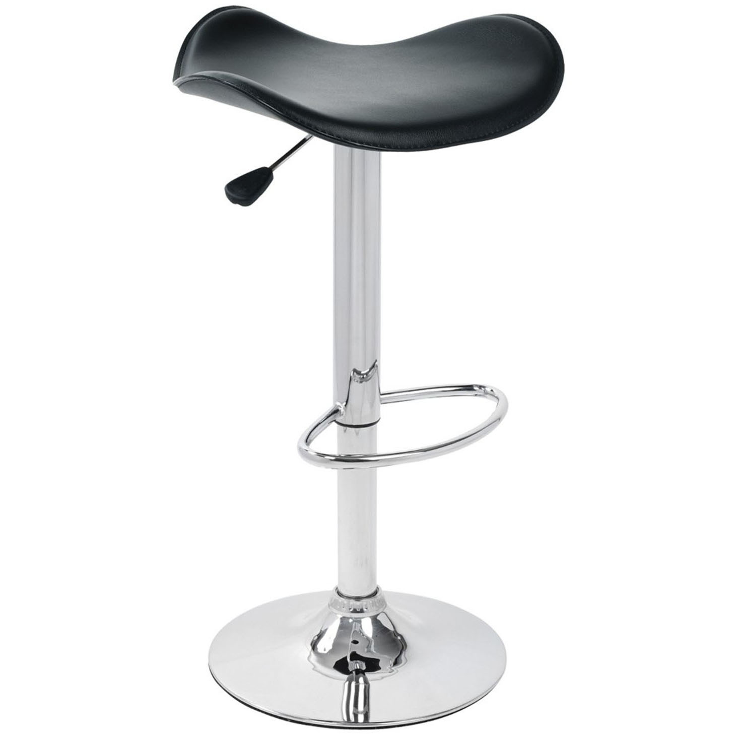 Venus Bar Stool - Black Product Image