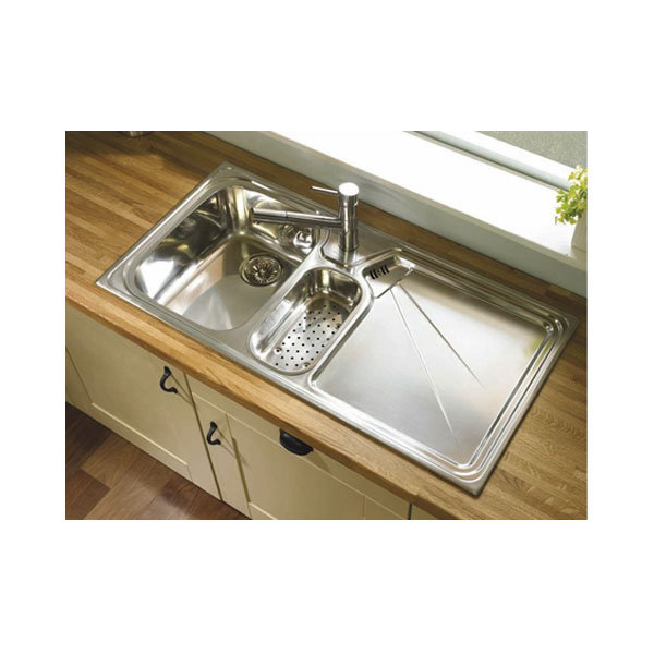 Astracast Lausanne 1.5 Bowl Stainless Steel Sink