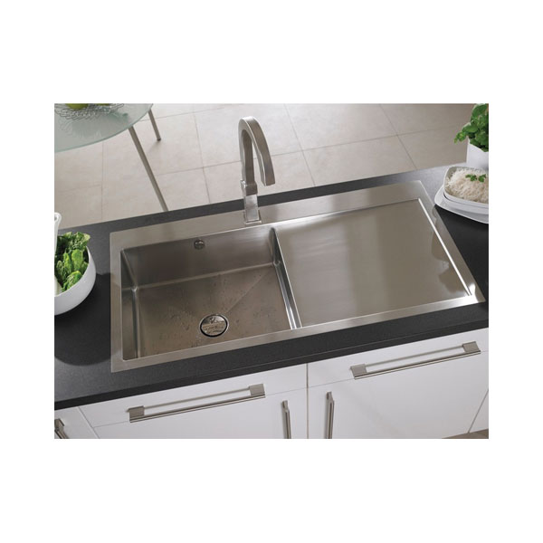 Astracast Onyx 4070 2.0 Bowl Stainless Steel Undermount Sink