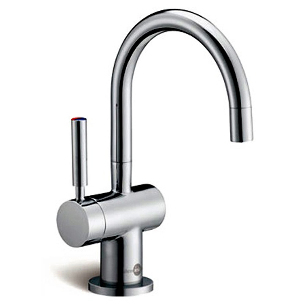 Insinkerator HC3300 Steaming Hot and Cold Water Brushed Steel Tap