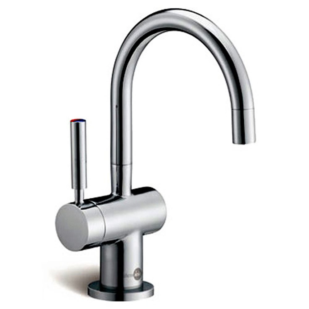 Insinkerator H3300 Steaming Hot Water Brushed Steel Tap
