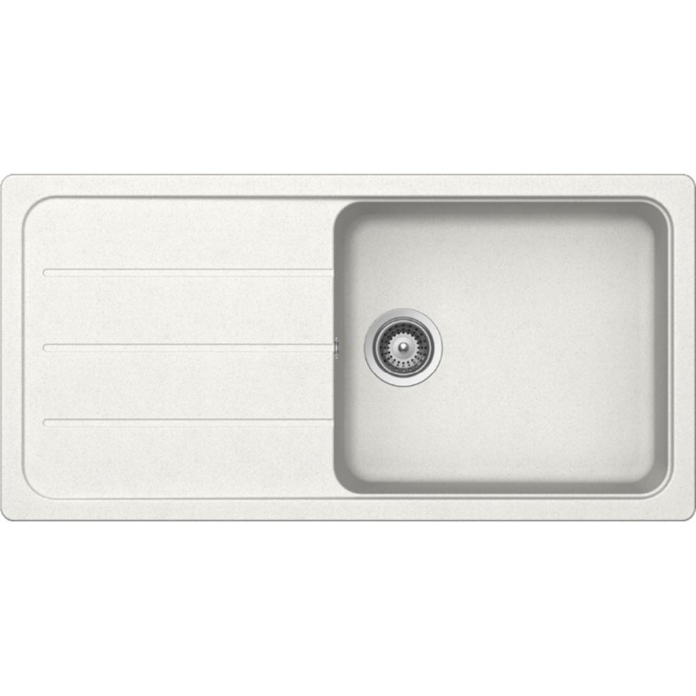 Schock formhaus d 100l alpina granite 1 0 bowl kitchen for German kitchen sinks